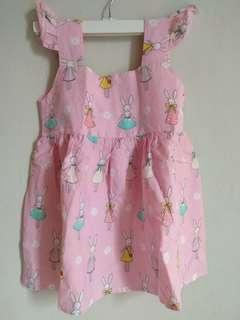 Petite Bee Bunny Dress