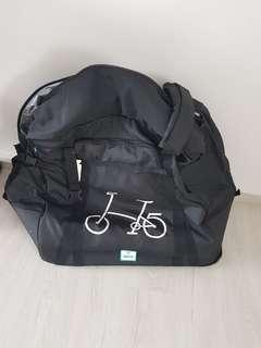 Transport Bag for Foldable Bikes Birdy Brompton