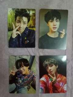 [SALE] BTS Army Bomb Official Photocard