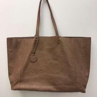 聖誕大減價Bottega Veneta Leather Tote Bag
