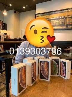 IPhone X's max 256gb 4449rm 0139303786
