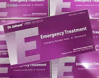 優惠!$300 Dr.Johom急救良品30x2ml