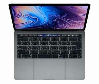 Kredit Apple Macbook Pro MR932 2018 13.3in/i5/512GB SSD/8GB RAM/OS High Sierra