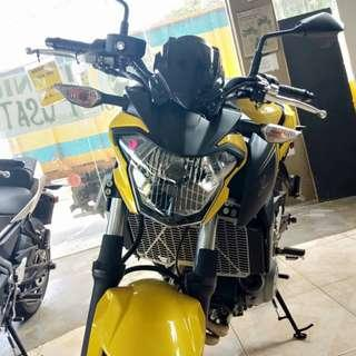 Kawasaki Z650 ABS 2017 KTM Super Duke MT07 MT09 TNT CB Pulsar Dominar Triple Brutale Dominar Shiver Tracer RS3 CF XJ6