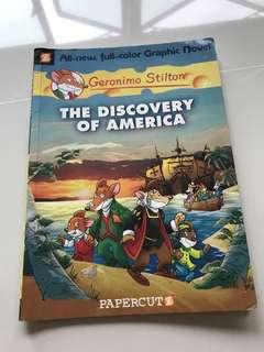 Geronimo Stilton - The Discovery Of America