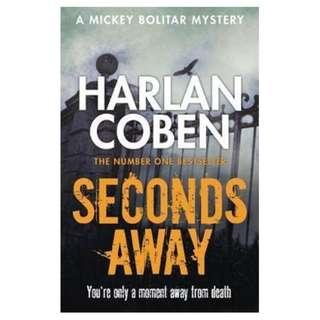 @(Brand New) Seconds Away [Mickey Bolitar Mystery: Book 2]   By: Harlan Coben  [Paperback]