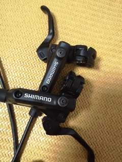 Shimano deore brakes
