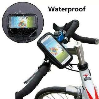 Holder / Tas Anti Air untuk sepeda dan motor