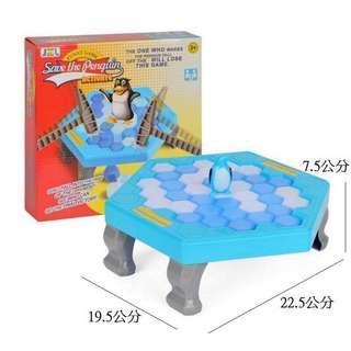 🚚 企鵝敲冰磚