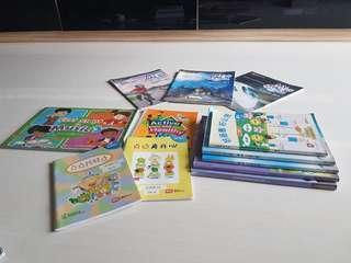 Primary 3 Textbooks
