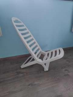 Chair foldable