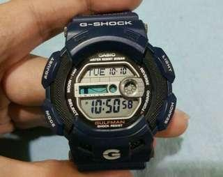 G-Shock Gulfman navy blue