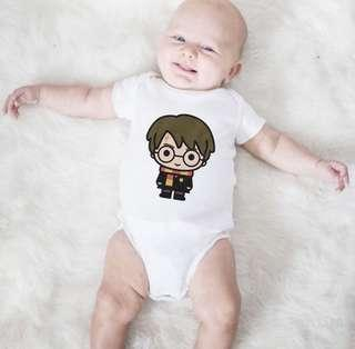 Harry Potter Baby Romper