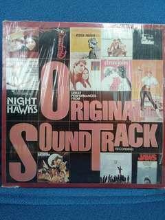 黑膠唱片 original sound track (LP)