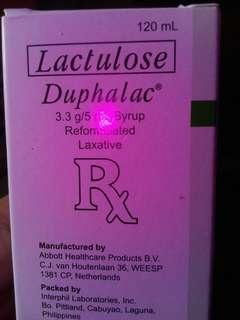 Lactulose 120 ml (f0r almoranas)