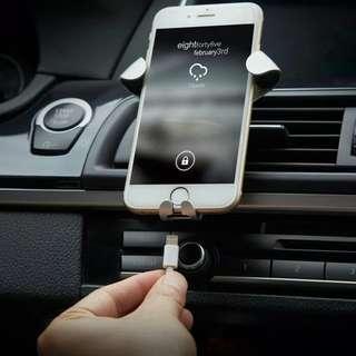 Holder Smartphone / GPS di AC Mobil V-MMS Metal