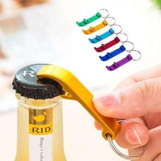 Portable Bottle and Can Opener