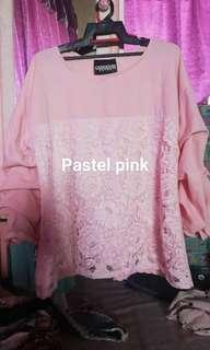 Pink Blouse #DEC50