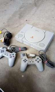 1999 Playstation 1 demo set