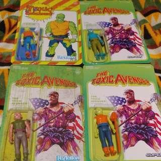 Vintage The toxic avenger