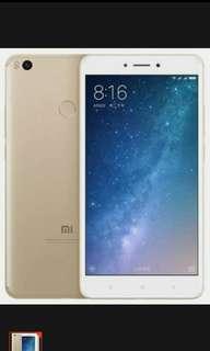 Kredit Xiaomi Mi Max 2 Ram 4/64 ,ukuran 6.44 inci .. 3 menit
