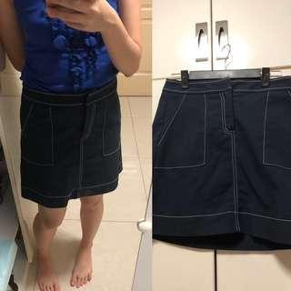 MNG Suit skirt S