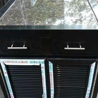 MINI CABINET FOR CONDO CAN UNDER THE RANGE HOOD