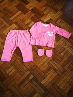 Mothercare Sleeping Set