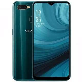 Oppo A7 Ram 4Gb/64Gb garansi resmi bisa kredit