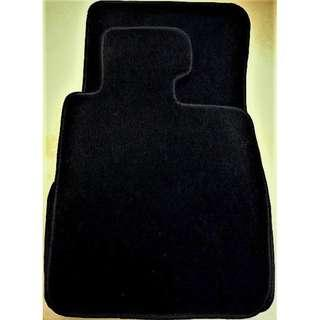 BMW 1 series (F20)(11-18) car mats.