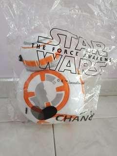 Star Wars stuff toy