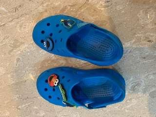 Lightly used Crocs shoes