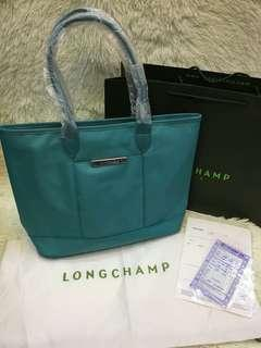 Longchamp Long Handle Tote