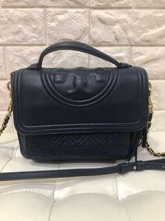 💯Authentic Tory Burch Fleming Satchel (Preloved)