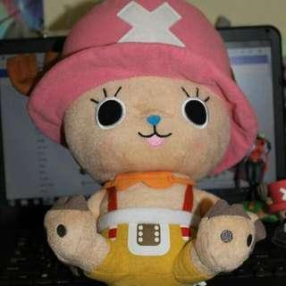 One Piece Chopper Stuffed Toy