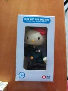 Hello Kitty 港鐵造型公仔
