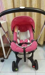 Doona stroller and carrier