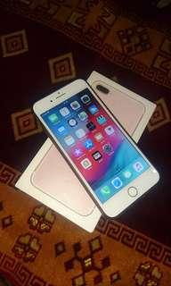 Iphone 7 plus 128gb eks singapure original