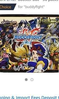 Buddy fight booster box
