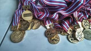 Japan medals (30pcs)