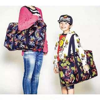 Hysteric 輕便旅行袋 luggage bag