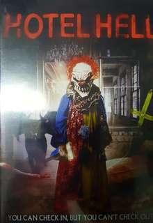 DVD Hotel Hell 地獄酒店  恐怖片