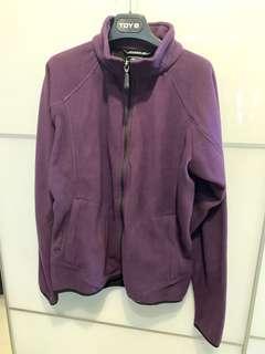 100% new ladies fleece jacket 全新女裝功能外套