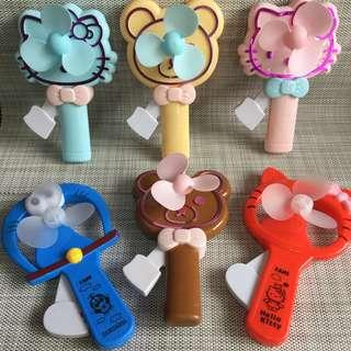 Handheld Toy Fans!