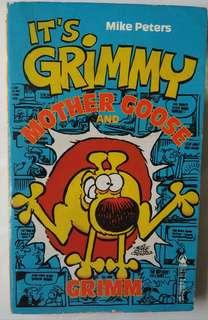 It's Grimmy Mother Goose And Grimm #TGV3