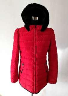Bubble Jacket with Hood