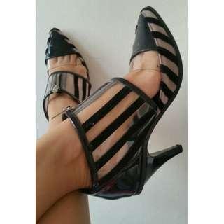 ICE QUEEN Stilleto Shoes