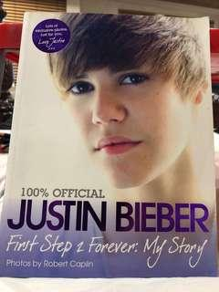 💯 % Justin Bieber First Step 2 Forever: My Story