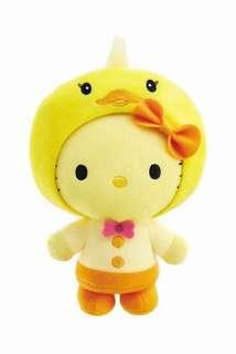 Hello Kitty Fairy Tales Collection - The Ugly Duckling