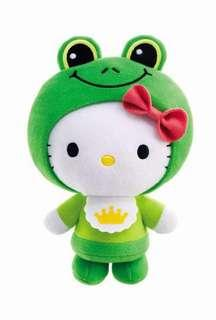 Hello Kitty Fairy Tales Collection - The Frog Prince